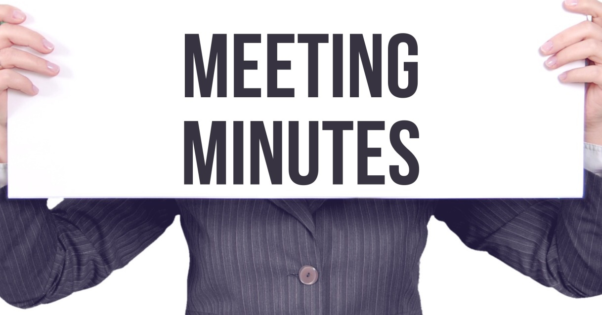 SOT Meeting Minutes