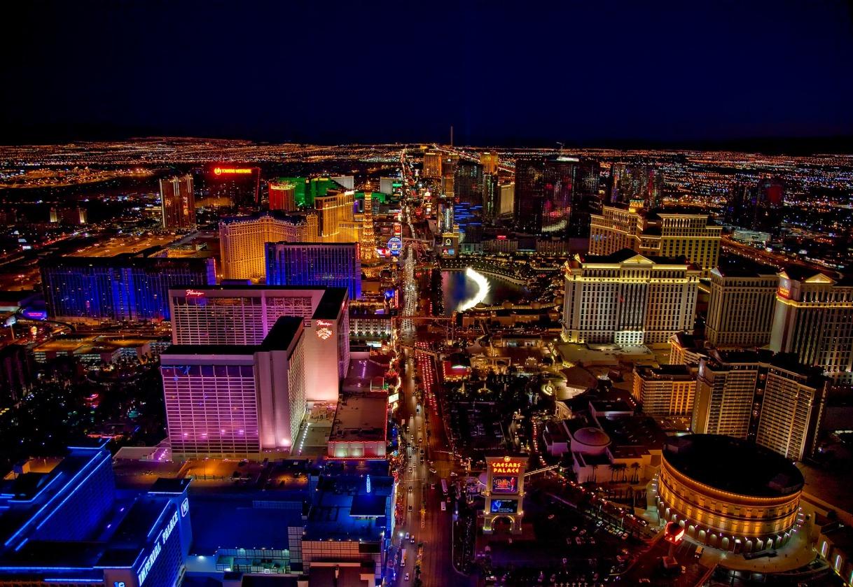 #VegasStrong Week